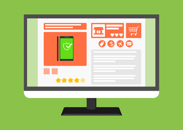 E-commerce Sites vs. Mall or Other Shops